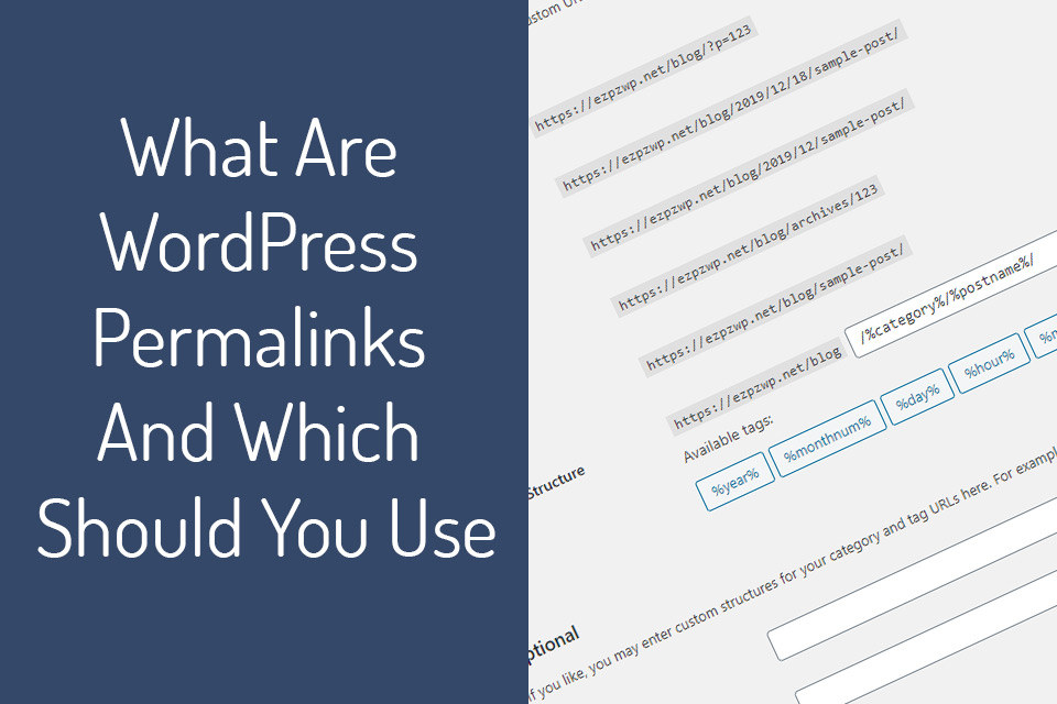 What Are WordPress Permalinks And Which Should You Use